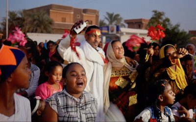 NUBIAN WEDDING